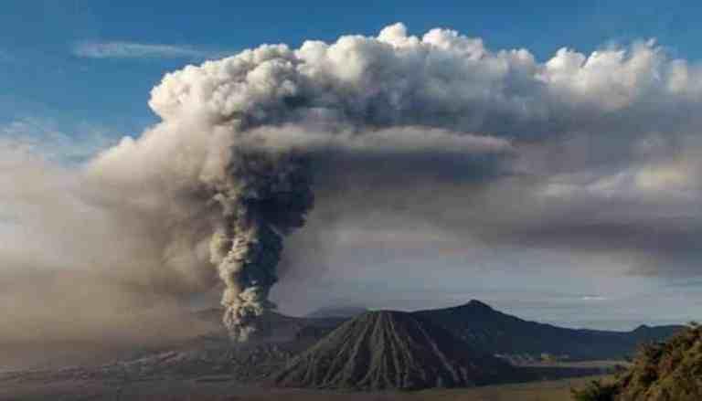 Vulcões podem ter sido responsáveis pelas primeiras baforadas de oxigênio na Terra