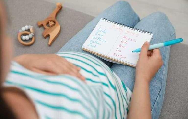 O que levar em consideração na hora de escolher o nome do seu filho?