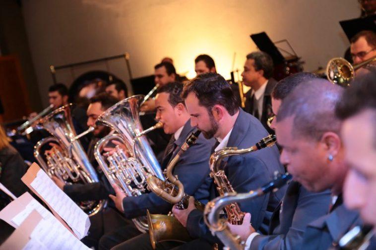 Banda apresenta Concerto de Inverno nesta quinta-feira