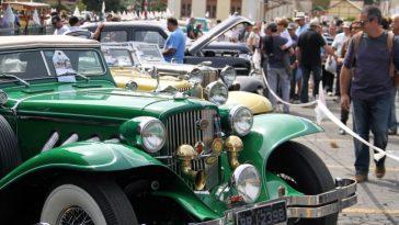 III Encontro de Carros Antigos em Americana