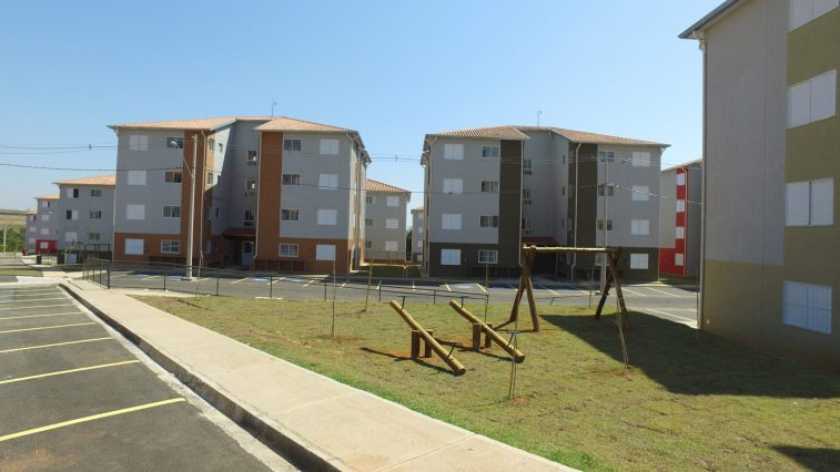 Atribuição de unidades para novos moradores