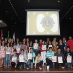 Projeto Cartaz da Paz do Lions Clube de Nova Odessa de 2017