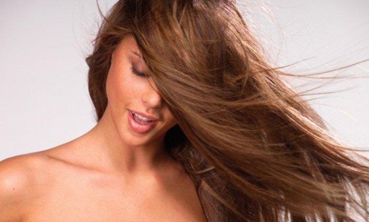 O seu cabelo é o que voce come fatos e eventos