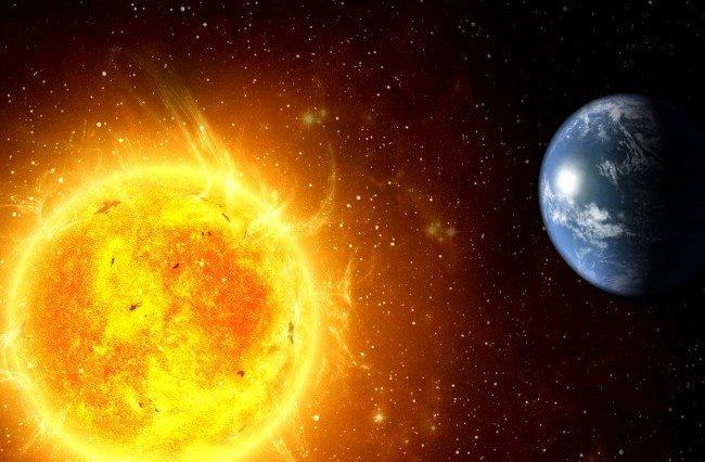 Sol a maior estrela do Sistema Solar nova odessa fatos e eventos (2)