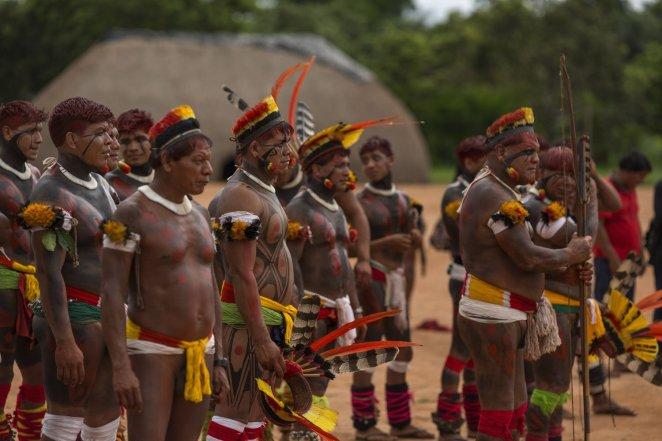Os povos indígenas nova odessa fatos e eventos (2)
