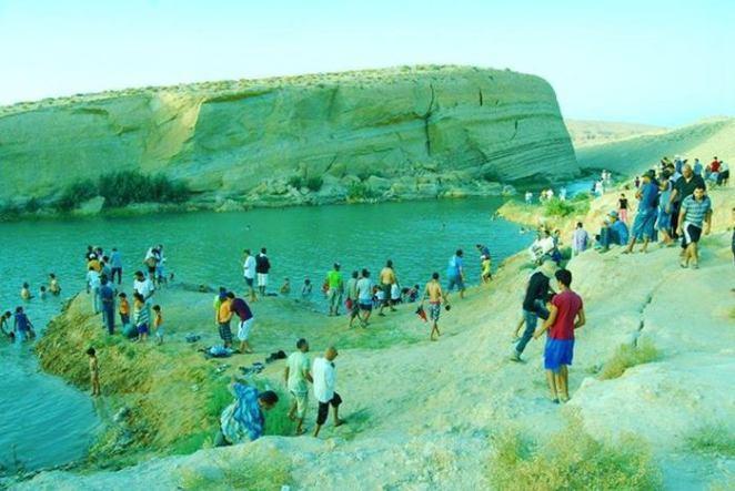 Misterioso lago surge no Saara nova odessa fatos e eventos