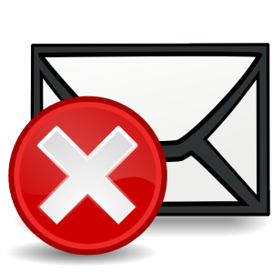 Not-in-email