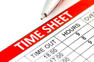 Time log