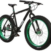 Framed Minnesota 2.0 Fat Bike Black/Green