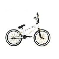 KHE Bikes 25th Freestyle BMX Bicycles, White