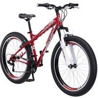 "Mongoose Bering 3"" Fat Tire Bicycle 26"" Wheel 18""/Medium Frame Size"