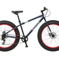 "Mongoose Dolomite 26"" Men's Fat Tire Bike"
