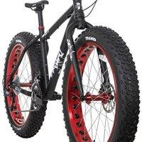 Framed Minnesota 3.0 Fat Bike Black/Red
