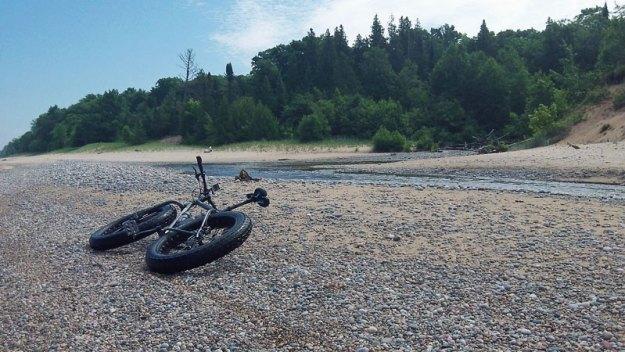fat-bike-by-stream