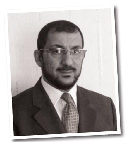 Shaykh Dr. Al-Arabi al-Bishry