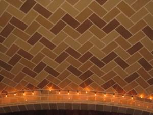 Oyster Bar Ceiling