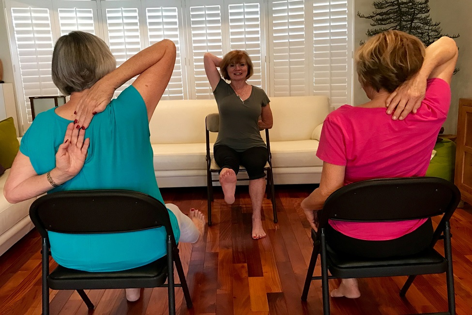 chair yoga for seniors unusual wedding covers fau effective way to treat osteoarthritis http www the first study examine effects of on pain and physical function in older adults with is proving be an