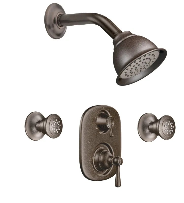 Faucetcom  763ORB in Oil Rubbed Bronze by Moen