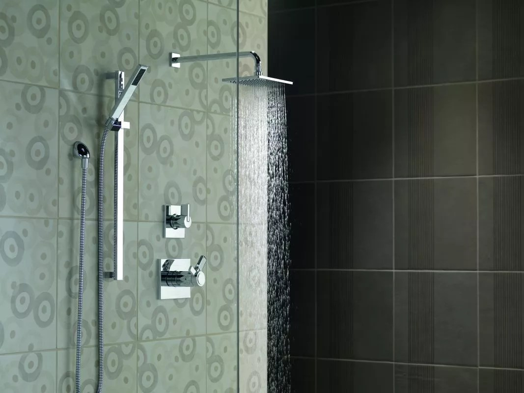 Faucetcom  Vero TempAssure Shower Package CH in Chrome by Delta