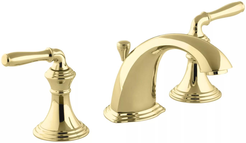 kohler brass kitchen faucet lamps k 394 4 pb in polished by