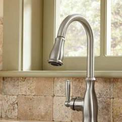 Faucets Kitchen Lantern Pendants Sink For And Bathroom At Faucet Com Moen 7185 Brantford Collection