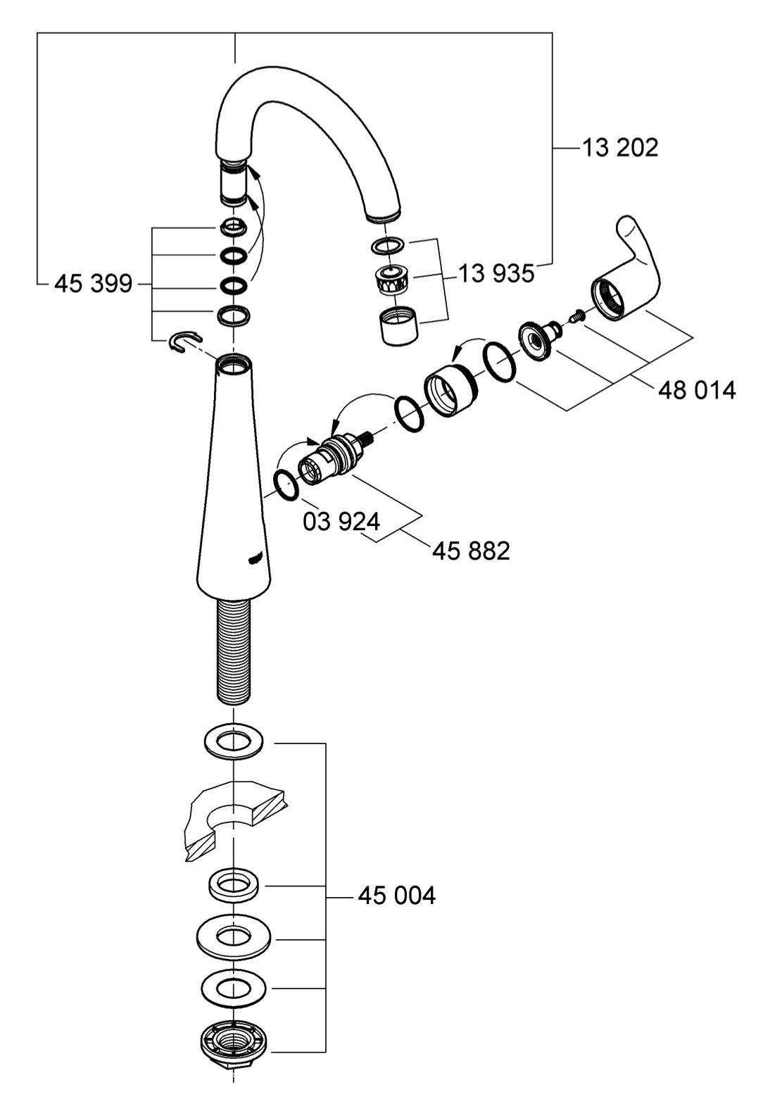 Faucet Manual Repair Grohe