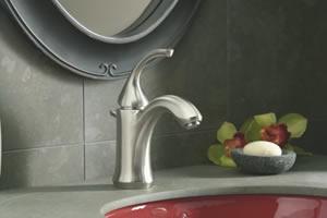 aerator for kitchen faucet stainless trash can kohler forte