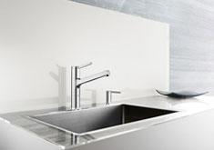 kwc kitchen faucet kits faucets at depot