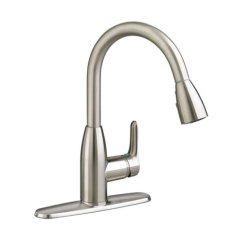 Kitchen Faucets Stainless Steel Wall Faucet American Standard 4175 300 075 Colony Soft Pull Down