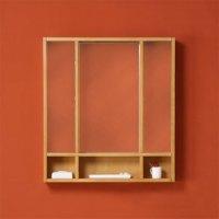 Decolav 9713-MPL Tyson Medicine Cabinet - Maple ...