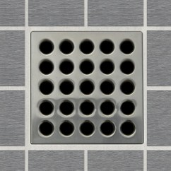 Home Depot Faucets Kitchen Moen Cabinets Plans Ebbe E4404 Decorative Shower Drain Cover - Brushed Nickel ...