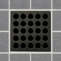EBBE E4407 Decorative Shower Drain Cover