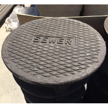 10VC Cast Iron Sewer Cover  FaucetDepotcom