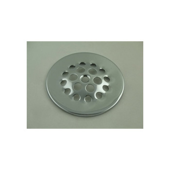 Gerber 91292 Sink Drain Cover  Chrome  FaucetDepotcom