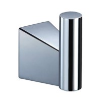 Gatco GC4715 Bleu Series Robe Hook - Chrome - FaucetDepot.com