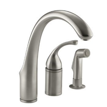 single handle kitchen faucets one