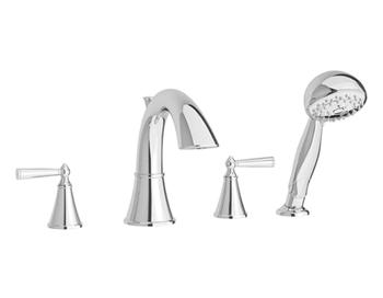 pfister roman tub faucets