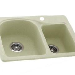 Swanstone Single Bowl Kitchen Sink Appliances Brands Ksdb-3322-037 Classics 33
