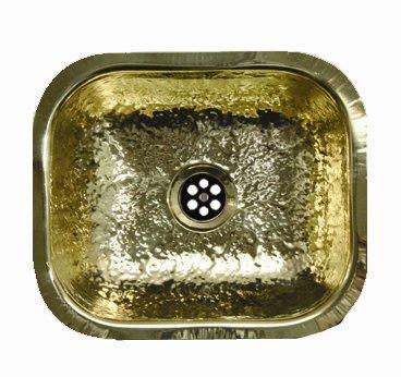 Whitehaus WH690BBB Rectangular Undermount Bar Sink