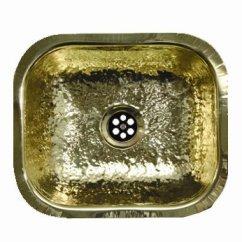 Triple Sink Kitchen Champagne Bronze Faucet Whitehaus Wh690bbb Rectangular Undermount Bar ...