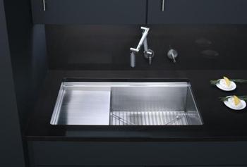 Kohler K3760NA 33 Undermount Kitchen Sink with