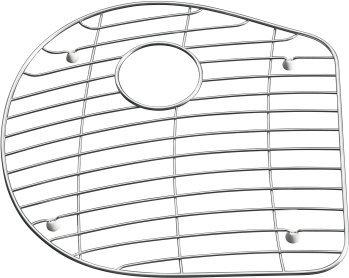 Kohler K-6070-ST Iron/Tones Smart Divide Bottom Basin Rack