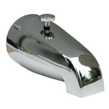 Lasco 81195C Bathtub Diverter Lift Spout  Chrome  FaucetDepotcom