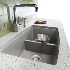 Swanstone Kitchen Sink Free Makeover How To Choose A Sink: Stainless Steel, Undermount ...
