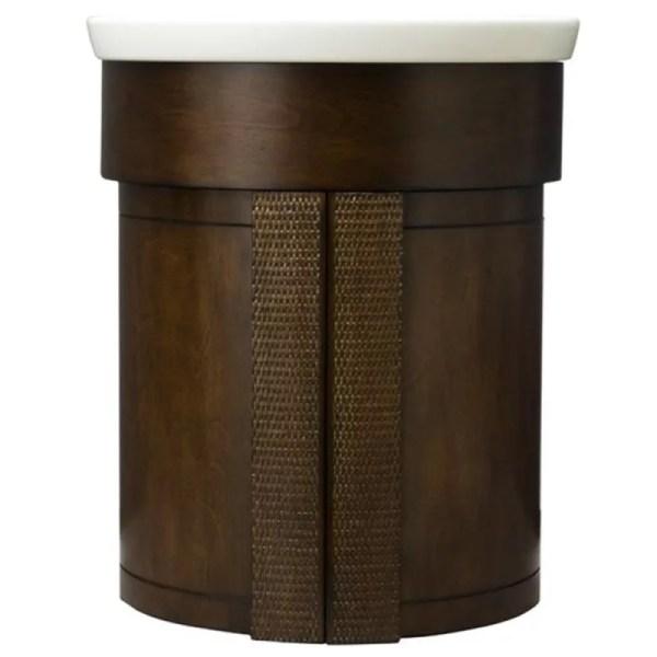 "American Standard 9212.020.336 Nutmeg Tropic 20"" Wood Wall"