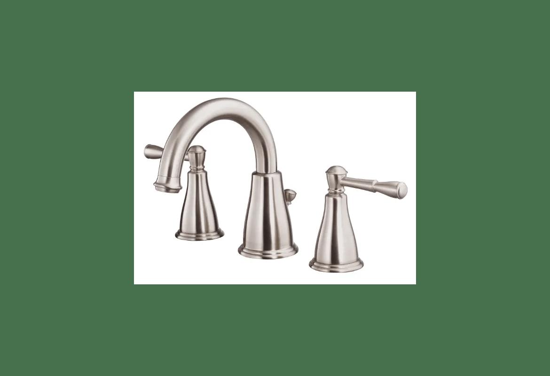 Danze D Bn Brushed Nickel Widespread Bathroom Faucet