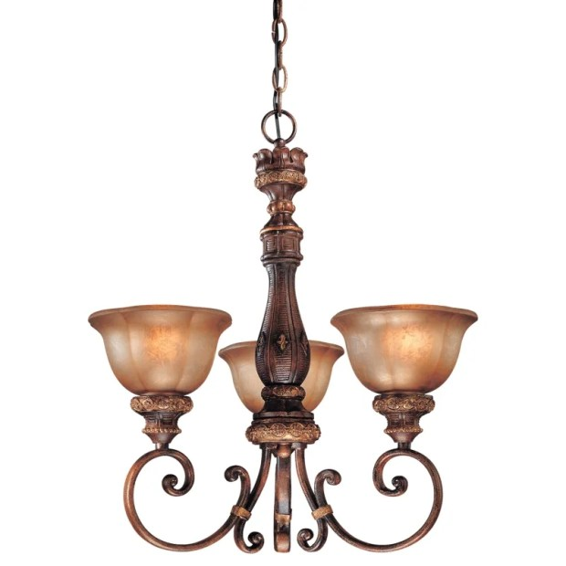 Minka Lavery Mini Chandelier