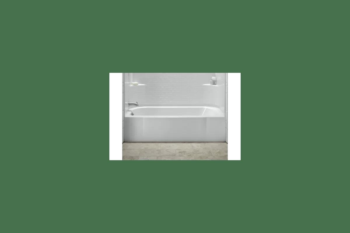 Sterling 0 White Accord 60 X 30 Bath Right