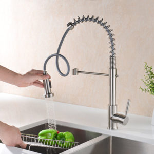 professional kitchen faucet wooden utensils 10 best commercial faucets reviews buying guide 2019
