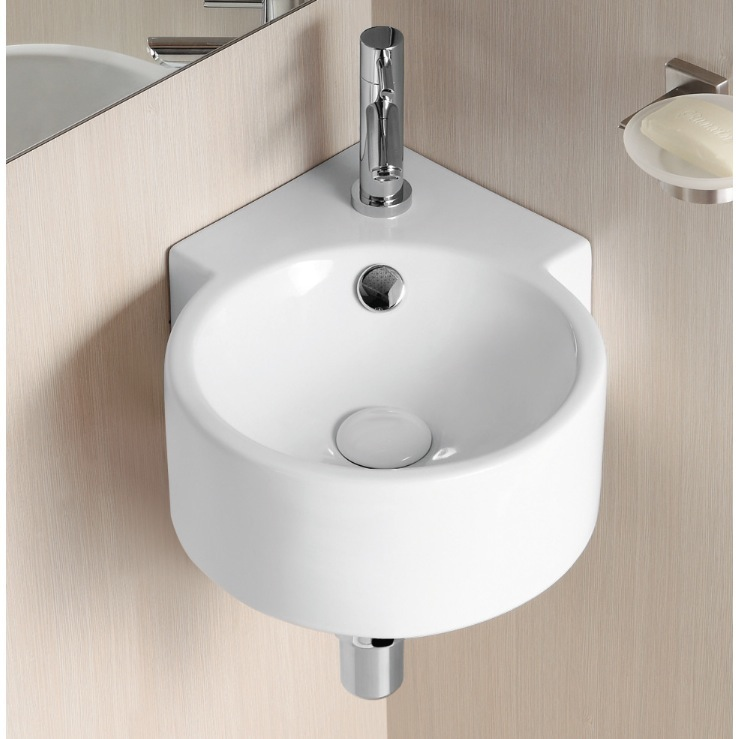 Buy Corner Sinks at FaucetLinecom